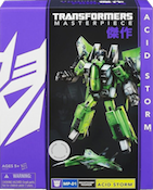 Transformers Masterpiece (Takara) MP-11A Acid Storm (Takara Masterpiece)