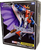 Takara - Masterpiece MP-11 Starscream (Takara Masterpiece)
