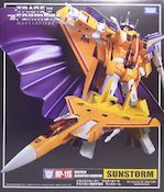 Transformers Masterpiece (Takara) MP-11S Sunstorm (Takara Masterpiece Sunstorm)