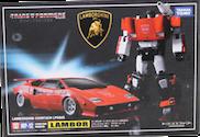 Transformers Masterpiece (Takara) MP-12 Lambor (Takara Masterpiece Sideswipe)