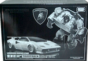 Transformers Masterpiece (Takara) MP-12T Tigertrack (Takara Masterpiece)