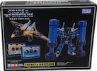 Takara - Masterpiece MP-16 Frenzy and Buzzsaw (Takara Masterpiece)