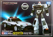 Transformers Masterpiece (Takara) MP-17 Prowl (Takara Masterpiece)