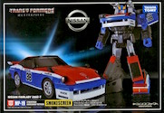 Transformers Masterpiece (Takara) MP-19 Smokescreen (Takara Masterpiece)