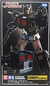 Transformers Masterpiece (Takara) MP-1B Convoy Black Ver (Takara Masterpiece, Black Optimus Prime)