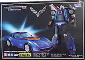 Takara - Masterpiece MP-25 Tracks