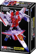 Transformers Masterpiece (Takara) MP-3G Starscream Ghost Version