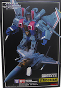 Transformers Masterpiece (Takara) MP-3 Starscream (Takara Masterpiece)