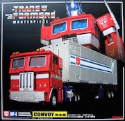 Transformers Masterpiece (Takara) MP-4 Convoy Perfect Edition (Takara Masterpiece Optimus Prime)