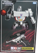 Transformers Masterpiece (Takara) MP-5 Megatron (Takara Masterpiece)