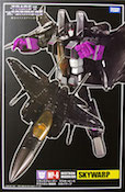 Takara - Masterpiece MP-6 Skywarp (Takara Masterpiece)