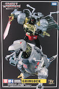 Transformers Masterpiece (Takara) MP-8 Grimlock (Takara Masterpiece)