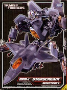 Transformers Masterpiece (Takara) MPM-1 Masterpiece ROTF Starscream