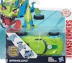 Transformers Robots In Disguise (2015-) Springload