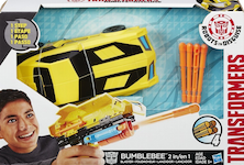 Transformers Robots In Disguise (2015-) Bumblebee 2 in 1 Blaster