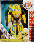 Transformers Robots In Disguise (2015-) Energon Boost Bumblebee (3-step Hyperchange)