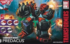 Transformers Timelines (BotCon) Botcon 2016 Boxed Set (Tripredacus Agent Ravage, Tarantulas, Ramhorn, Cicadacon, Seaclamp)