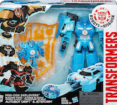 Transformers Robots In Disguise (2015-) Blizzard Strike Autobot Drift & Jetstorm