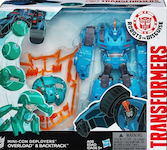 Transformers Robots In Disguise (2015-) Overload & Backtrack
