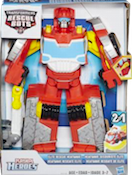 Transformers Rescue Bots Heatwave (Elite Rescue)