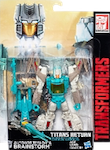 Transformers Generations Brainstorm with Teslor