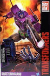 Transformers Masterpiece (Takara) Shattered Glass Optimus Prime Masterpiece