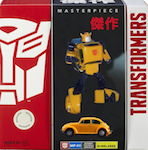 Transformers Masterpiece Bumblebee & Spike Witwicky