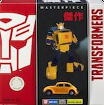 Transformers Masterpiece Bumblebee & Spike Witwicky