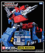 Transformers Masterpiece (Takara) MP-31 Delta Magnus