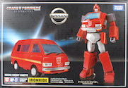 Transformers Masterpiece (Takara) MP-27 Ironhide