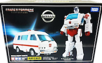 Takara - Masterpiece MP-30 Ratchet