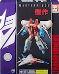 Transformers Masterpiece Starscream (Hasbro, Masterpiece)
