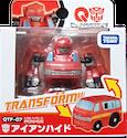 Takara - Q-Transformers QTF-07 Ironhide