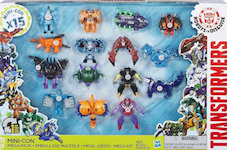 Transformers Robots In Disguise (2015-) Mini-Con Mega-Pack