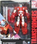 Transformers Generations Scattershot (Combiner Wars)