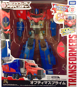 Takara - Transformers Adventure TAV21 Optimus Prime