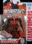 Takara - Transformers Adventure TAV22 Sideswipe