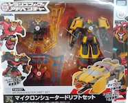 Takara - Transformers Adventure TAV27 Deployer Drift