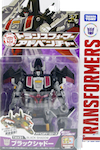 Takara - Transformers Adventure TAV31 Black Shadow
