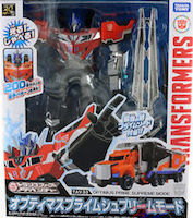 Takara - Transformers Adventure TAV33 Optimus Prime Supreme Mode