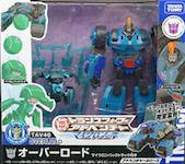 Takara - Transformers Adventure TAV46 Overload