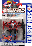 Takara - Transformers Adventure TAV55 Windblade