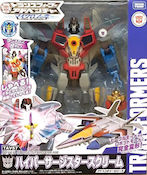 Takara - Transformers Adventure TAV57 Hyper Surge Starscream