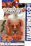 Takara - Transformers Adventure TAV60 Bisk