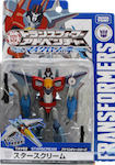 Takara - Transformers Adventure TAV62 Starscream