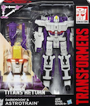 Transformers Generations Astrotrain with Darkmoon