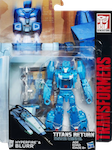 Transformers Generations Blurr with Hyperfire