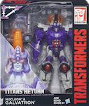 Generations Galvatron with Nucleon