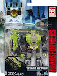 Transformers Generations Hardhead with Furos