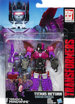 Transformers Generations Mindwipe with Vorath